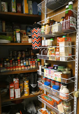 chmusings:pantry organization