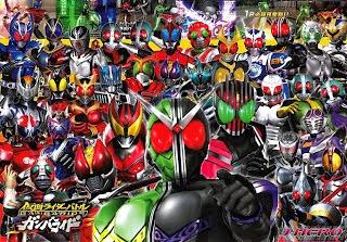 Kamen Rider Dx - *~Grand Theft Auto Mod~*