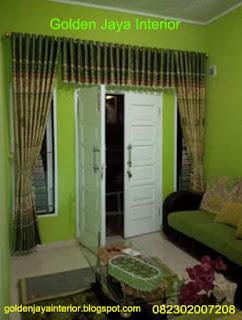 golden jaya interior