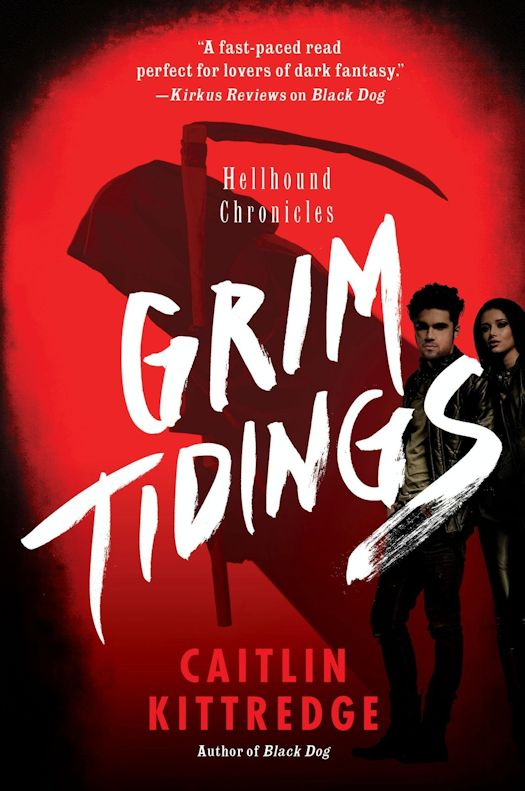 Spotlight on Grim Tidings by Caitlin Kittredge