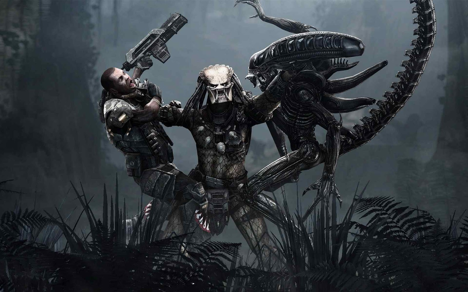 Foto Alien vs Predator Game