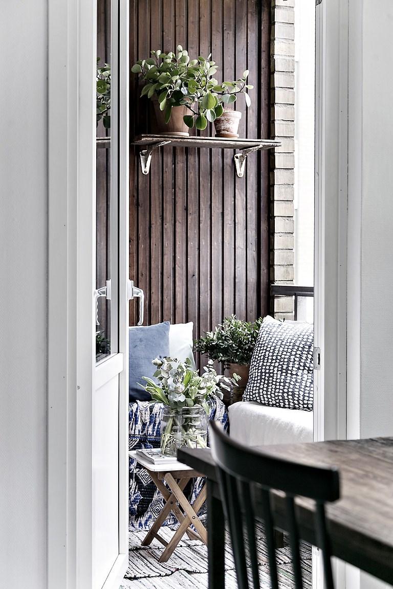 Arredare piccoli spazi uno studio di 50 mq home shabby for Piccoli piani di studio