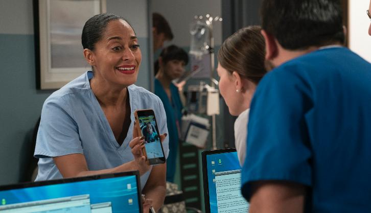 Black-ish - Episode 4.10 - Working Girl - Promotional Photos & Press Release