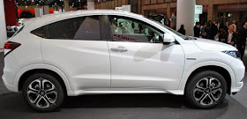 Honda HRV Warna White Orchid Two Tone Edition