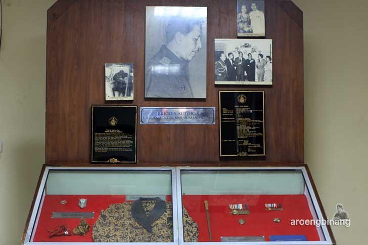ruang relik monumen pancasila sakti