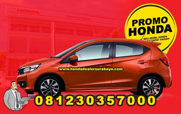 Promo Honda Brio Surabaya