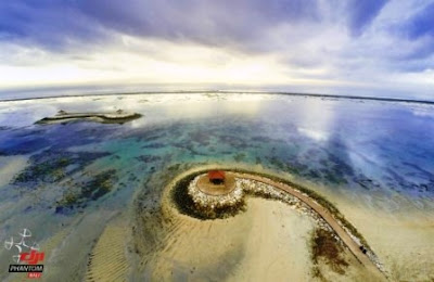 Wisata Pantai Sanur di Bali