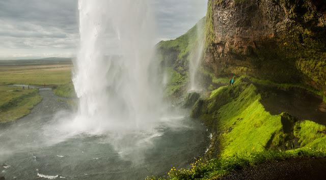 Cascada Seljandsfoss