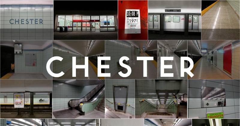 Chester station photo gallery