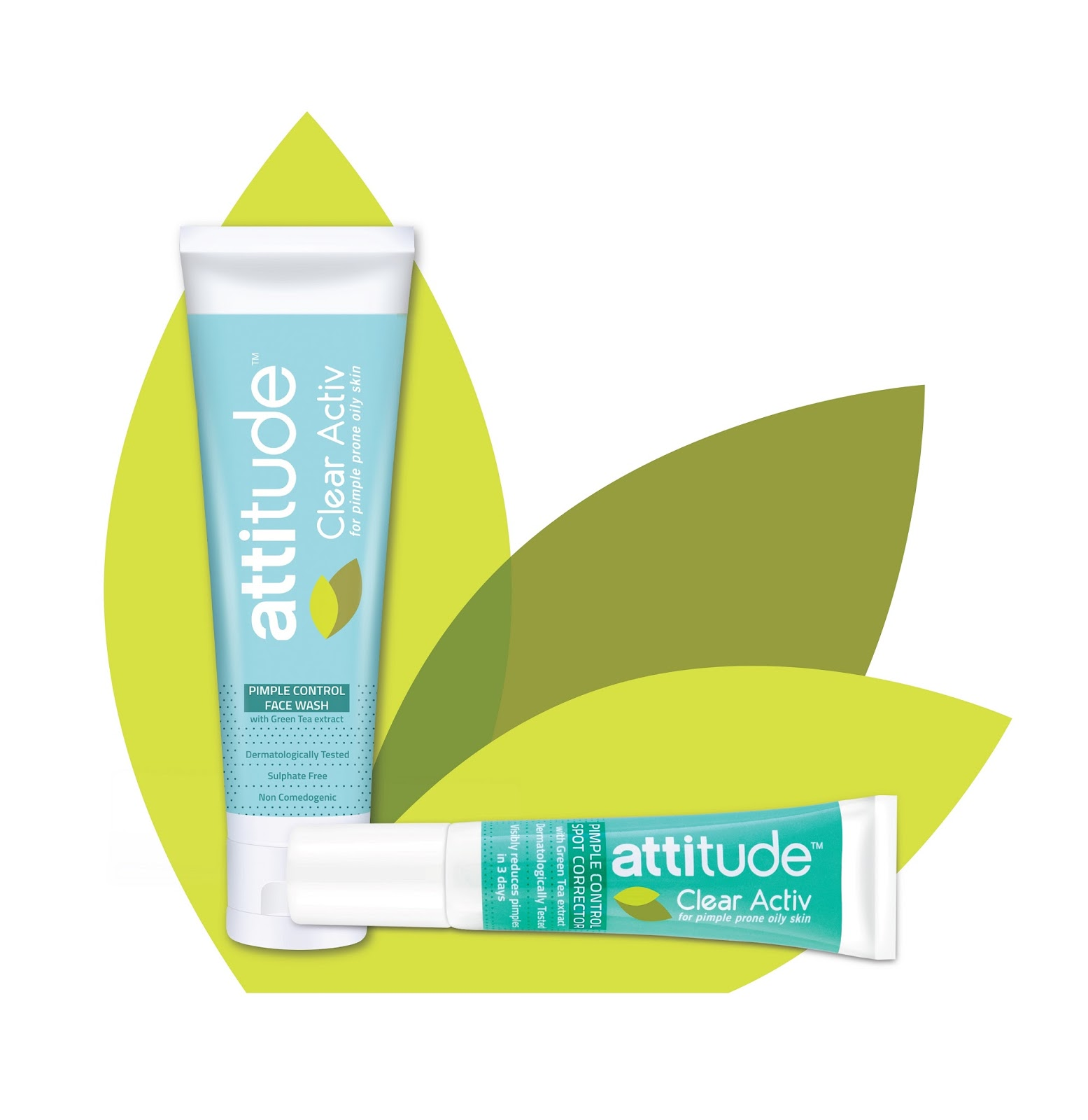 58fb33ba7 Amway India Introduces 'Attitude' Clear Activ Pimple Control Range in India