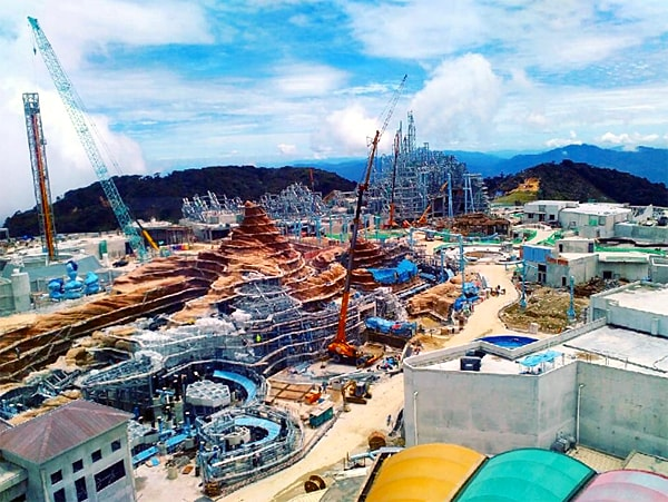 Photo of Genting New Theme Park