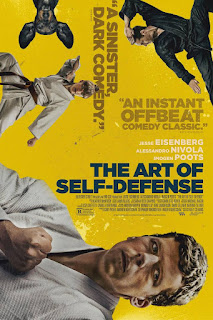 The Art of Self Defense 2019 English 720p BluRay