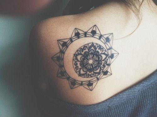 Todo Sobre Los Tatuajes De Mandalas Y Su Significado Belagoria