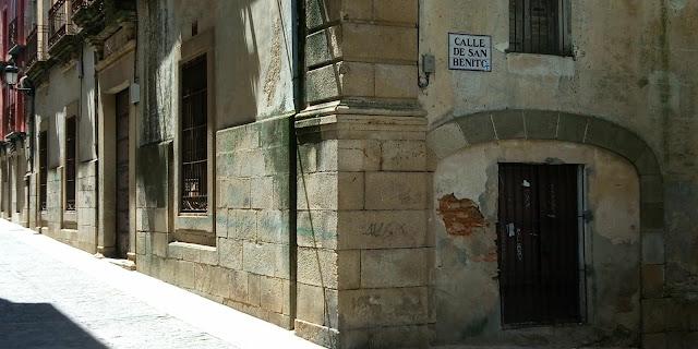 Cáceres Casa de las Culebras