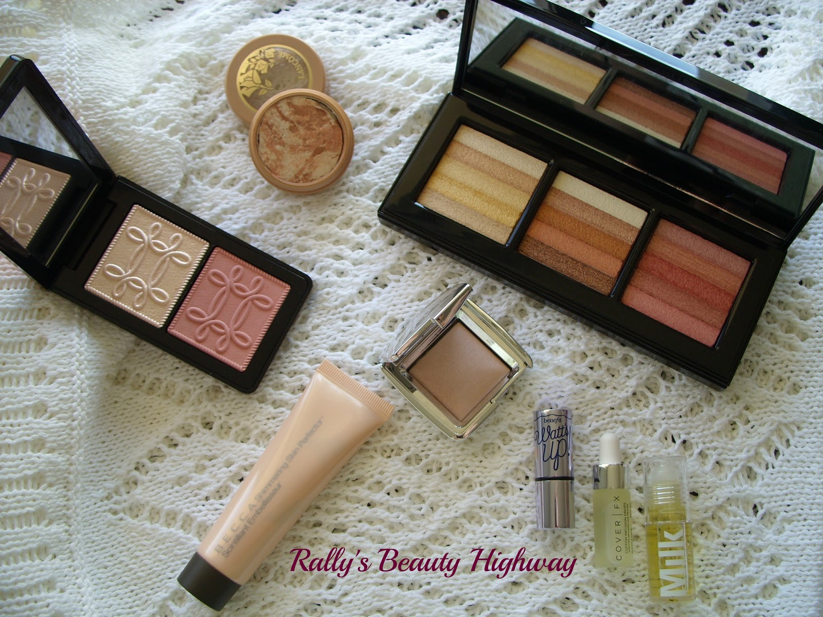 beauty HAUL, Bobbi Brown, MAC, Sephora