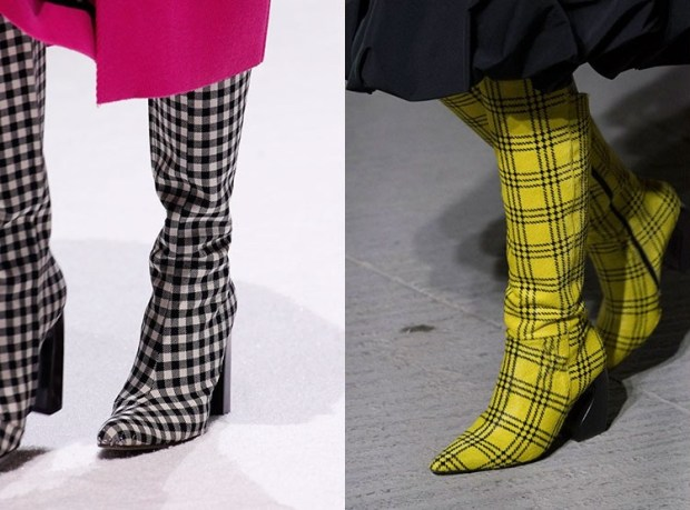 Fall-Winter 2018-2019 Women's Stylish Boots Fashion Trends