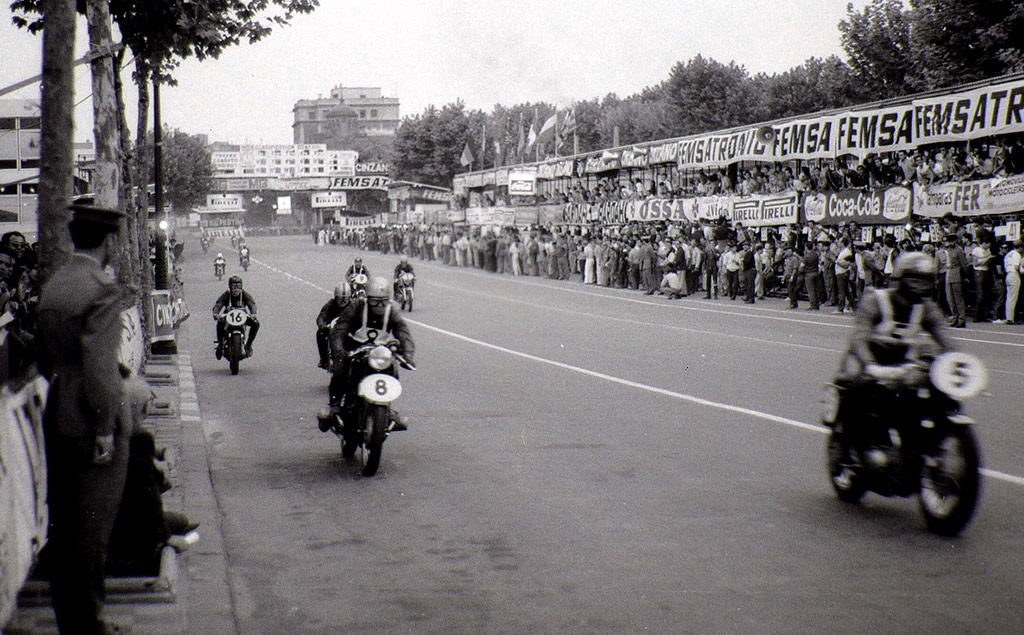 2673a5d447e En el circuito de Montjuïc se celebraron carreras desde 1932 hasta 1986