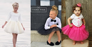 Tulle tutu girls sale