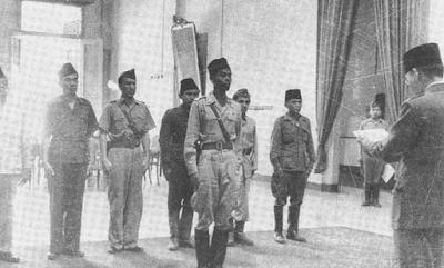 Sejarah Terbentuknya Tentara Nasional Indonesia