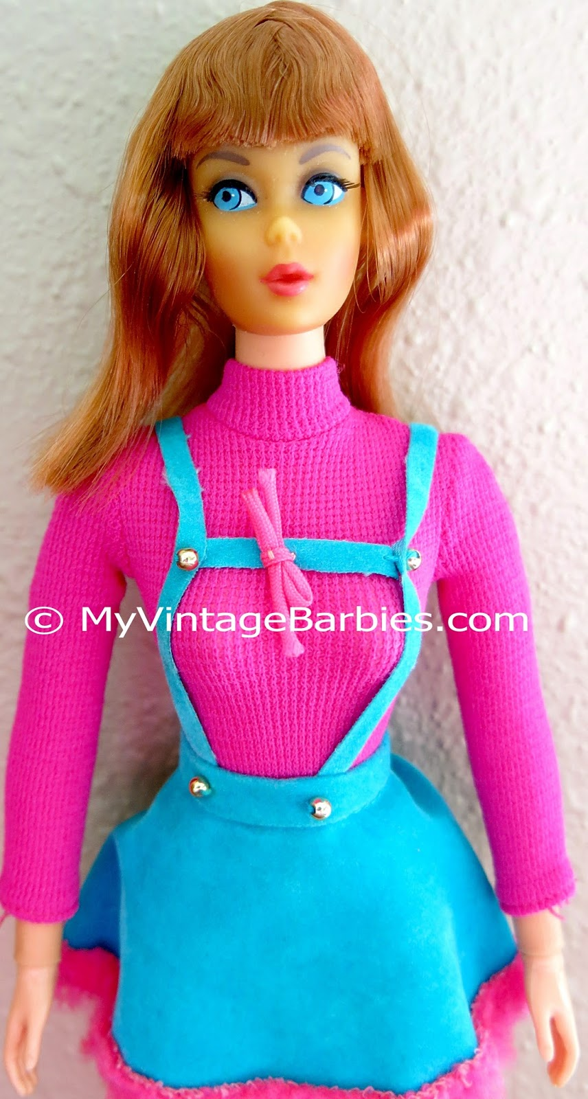 My Vintage Barbies Blog Barbie of the Month Dramatic