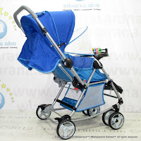 Kereta Bayi Hugo K15 Tongkat Hadap Depan Belakang