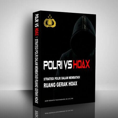 Buku POLRI VS HOAX