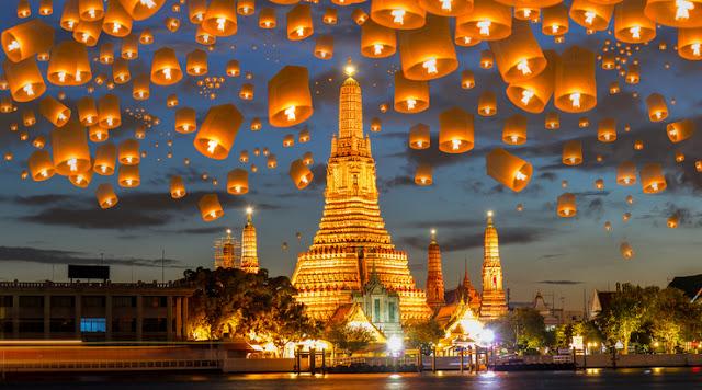 Tempat terbaik di Bangkok & Pattaya