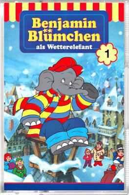 Elefantul Benjamin și Prințesa Gheții Dublat în Română