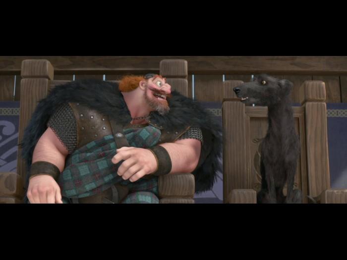 King Fergus in Brave 2012 animatedfilmreviews.filminspector.com