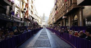 Ya hay fechas para la venta de Silla de la Carrera Oficial de la Semana Santa de Jaén 2019