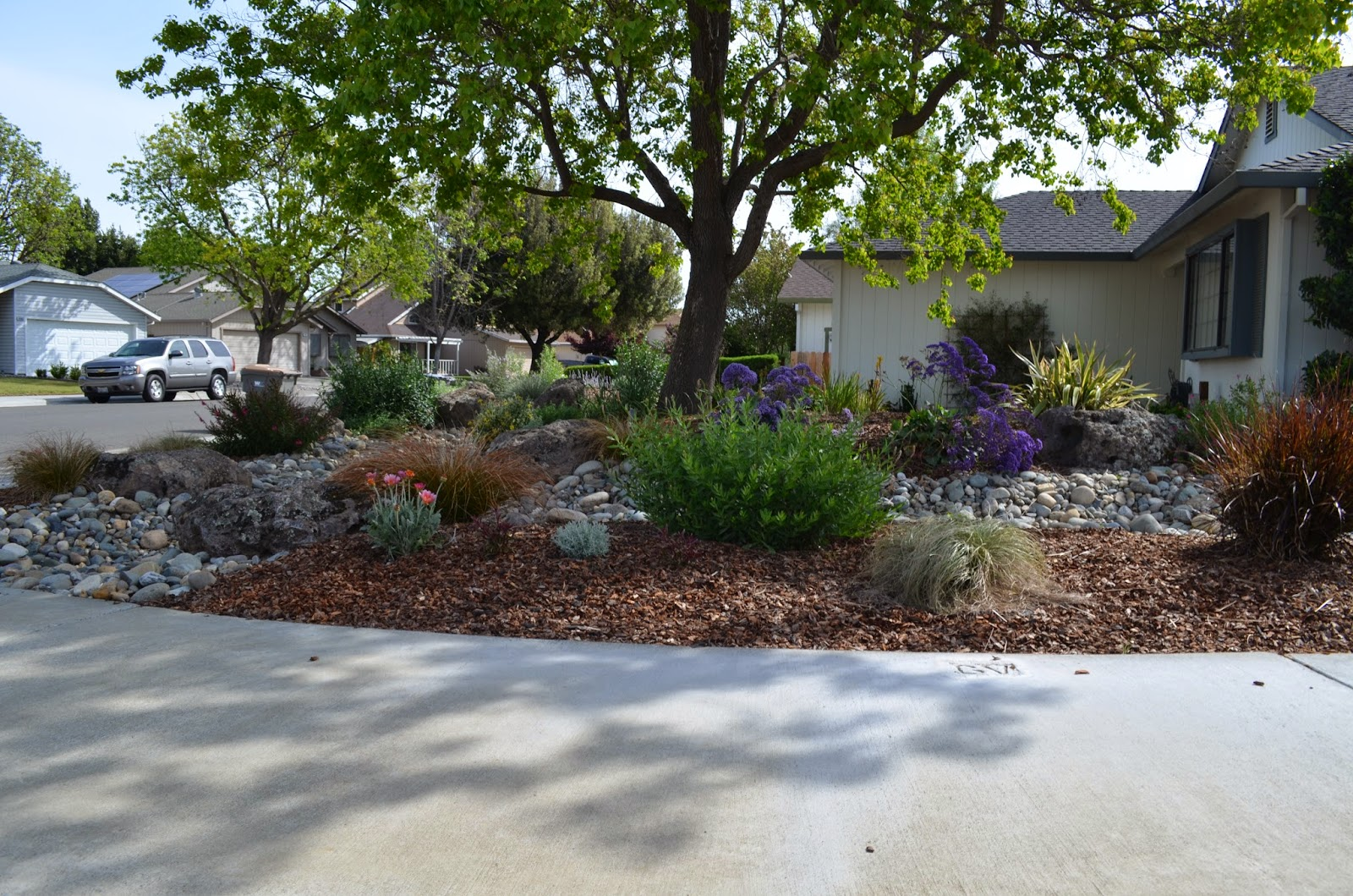 Woodland Water Wise Landscape Tour May 21 2016 Large