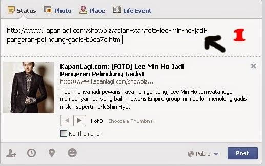 shared link facebook 1