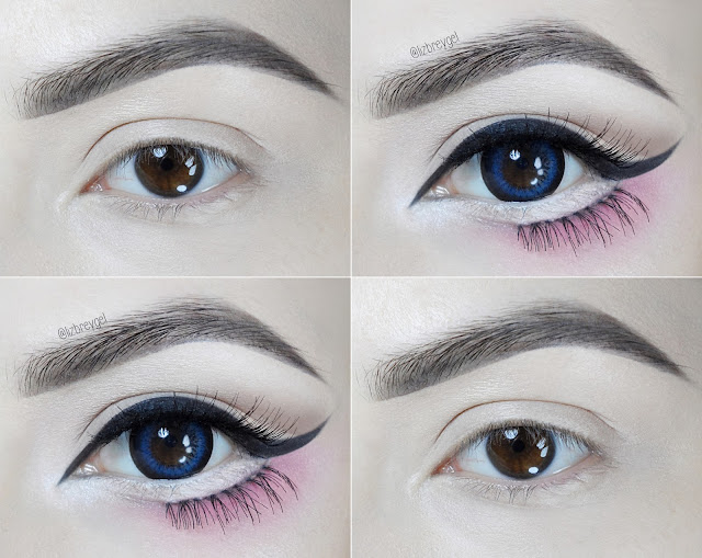 Big Anime Eyes | How To Make Your Eye Appear Bigger ...