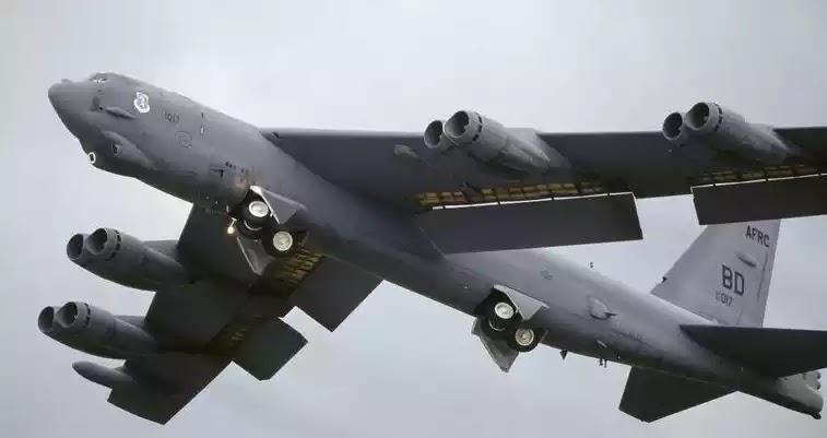 Τα ρωσικά ραντάρ S-400 «εγκλώβισαν» βομβαρδιστικό B-52H και δύο F-16