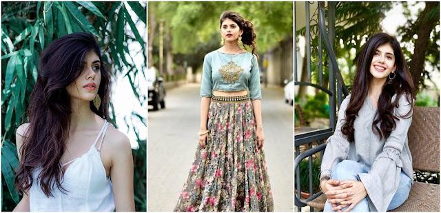 Latest pics of Sanjana Sanghi
