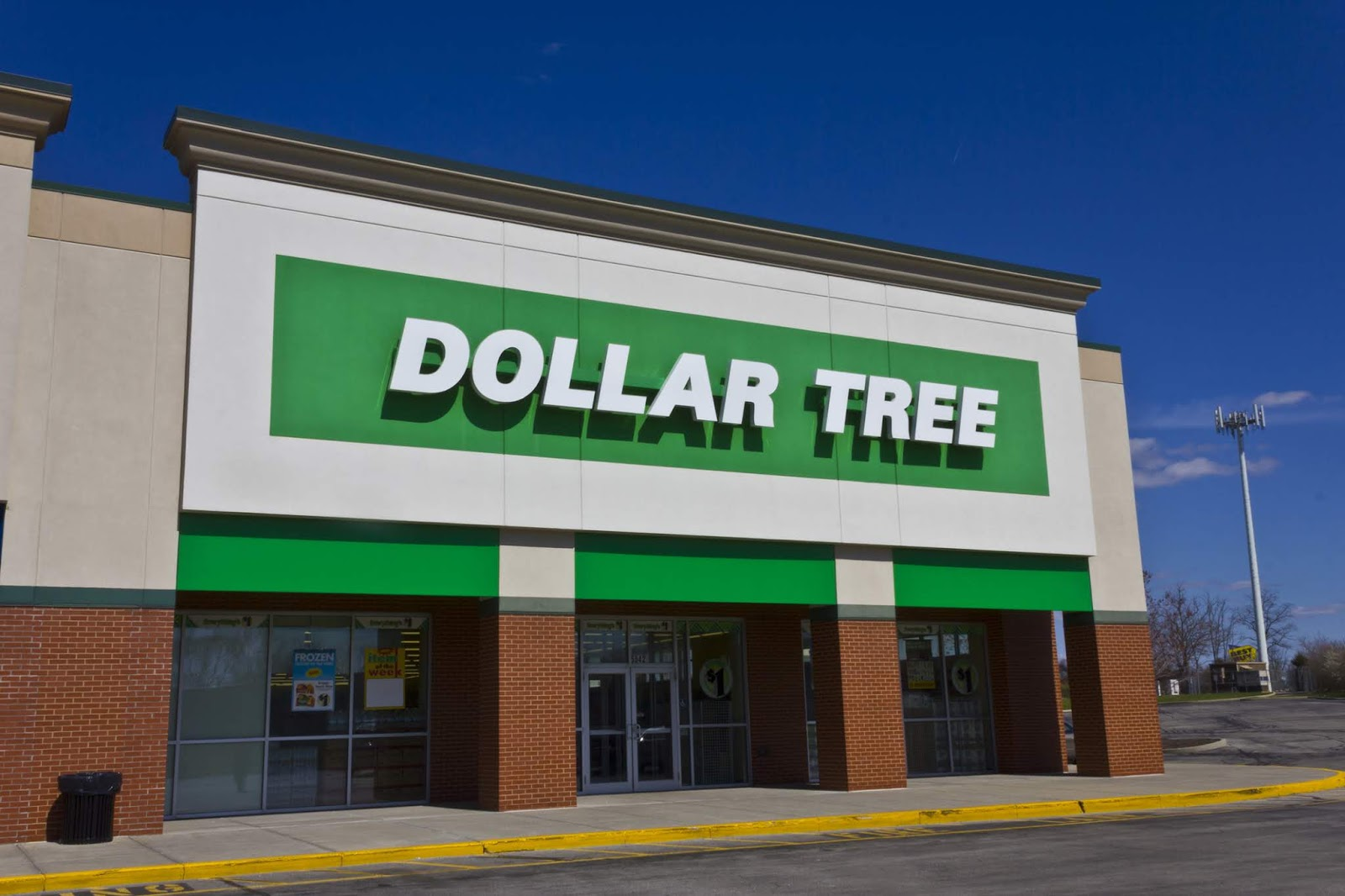 Everything Is $1 At Dollar Tree | Weekly Deals | School Supplies For ...