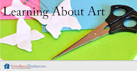 Learning About Art class logo