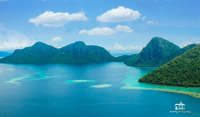 Borneo, Sipadan, Bohey Dulang and Indonesia Trip