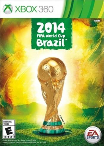 2014 FIFA World Cup Brasil Xbox 360 Región NTSC