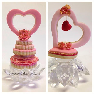 Locket Collection Rose de Guzman-Warnick Couture Valentine Cookies