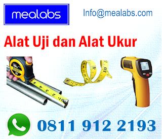 Alat Uji dan Alat Ukur industri Mealabs Indonesia