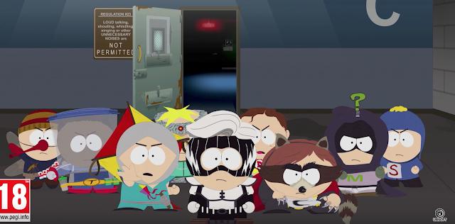 South Park: Retaguardia en Peligro lanza prueba gratuita