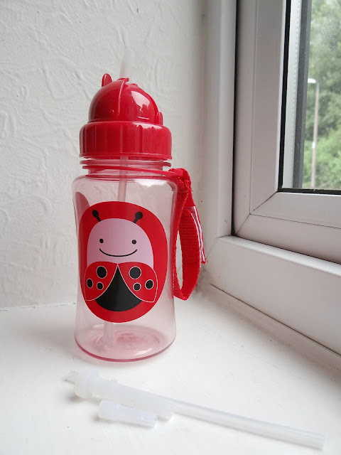 Skip Hop Zoo Straw Bottle, toddler animals water bottle, cute water bottles