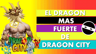 Dragon mas fuerte de dragon city
