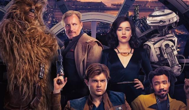 """Resultado de imagem para """"Han Solo: Uma História Star Wars"""""""