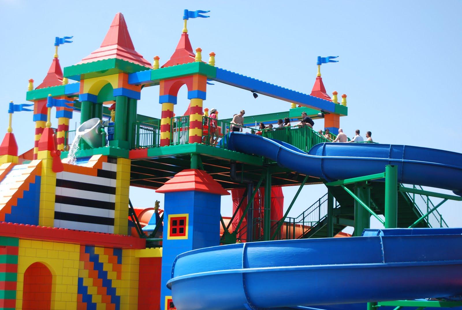 The Ray's: Legoland Water Park
