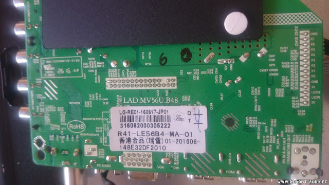 LAD.MV56U.B48 Universal LED TV Board Software Free Download