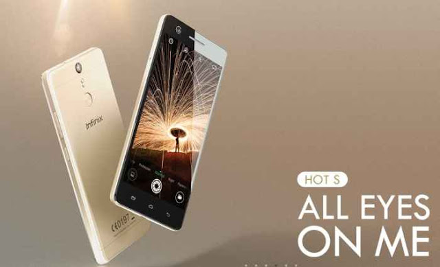Infinix Hot S X521 Dual SIM 16GB Spec & Price in Ghana
