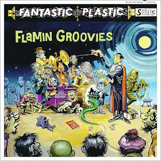 Flamin' Groovies' Fantastic Plastic