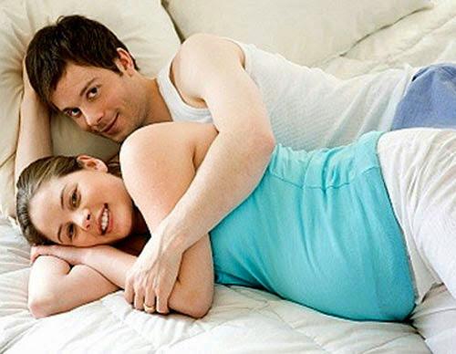 6 lợi ích bất ngờ khi làm chuyện ấy lúc mang thai